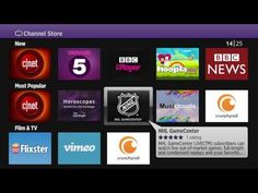 Now TV from SKY User Interface Guide - YouTube