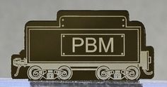 Mirror Bronze M1600 Coal Car