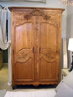 French 'Armoire de Mariage'