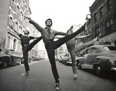 George Chakiris- West Side Story!