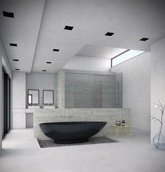 100 photos of Minimalist bathroom furniture | My wall decor ideas Minimalist Bathroom Furniture, Minimalist Bathroom Design, Minimal Bathroom, Minimalist Decor, Minimalist Design, Small Bathroom, Bathrooms, Bathroom Furniture Inspiration, Hidden Cabinet
