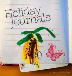 Holiday Journals for student's to fill out while they are at home during Spring Break or Christmas! Travel Activities, Activities To Do, Writing Activities, Summer Journal, Homemade Books, Kids Writing, Writing Ideas, Memory Journal, Best Children Books