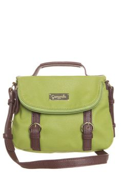 Camomilla - MILANO ART - Across body bag - green