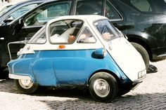 ISETTA BMW 300(1957)