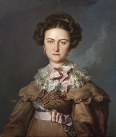 María Josefa Amalia de Sajonia, reina de España como tercera esposa de Fernando VII