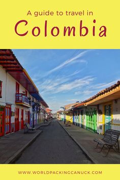 The absolute BEST travel guides to many distinct parts of Colombia. Tourist destinations and off-the-beaten-path spots!