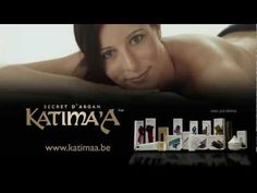 Argan oil by Katima'A - TV Advertising for Channel 2 - Belgium