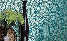 Tiku Wallpaper Collection (source Villa Nova) / Wallpaper Australia / The Ivory Tower