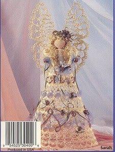 Angels for Christmas. Angel Protector, Christmas Crochet Patterns, Crochet Christmas, Crochet Angels, Crochet Flowers, Crochet Doilies, Krystal, New Toys, Christmas Ornaments