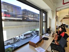 'Coworking spaces' in Detroit #nohypenplease - we like to be together