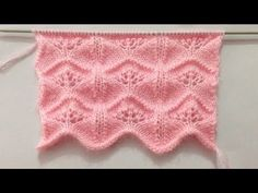Beautiful Knitting Pattern For Cardigan/ Sweater/Jacket Lace Knitting Patterns, Knitting Stiches, Knitting Designs, Knitting Help, Knitting Videos, Baby Knitting, Crochet Daisy, Crochet Yarn, Cardigan Sweaters For Women