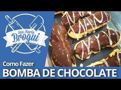 ▶ Ana Maria Brogui #126 - Como fazer Bomba de Chocolate - YouTube