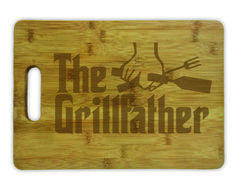 Cutting Board w/ Handle - The Grillfather