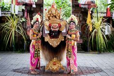 Barong dance Ubud is one of the exciting and unique things to see in Ubud Bali. Find out on dance schedule, ticket prices, and location. Ubud, Bali Tour Packages, Bali Holidays, Barong, Denpasar, Female Poses, Balinese, Day Tours, Things To Do