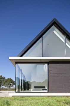 Villa Geldrop — минимализм от Hofman Dujardin Architects