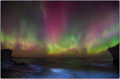 Northern Lights    www.wunderground.com