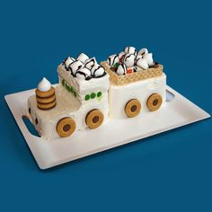 Fika, I Want To Eat, Childrens Party, Ice Cream, Cream Cake, Holidays And Events, Food Art, Food Inspiration, Kids Meals