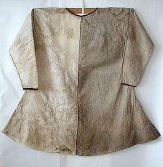 Pazyryk Man's Shirt    Pazyryk Culture, 5th - 4th century B.C.    V Pazyryk Barrow    Altai Mountain Range, Russia    Following restoration