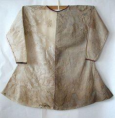 Pazyryk Man's Shirt    Pazyryk Culture, 5th - 4th century B.C.    V Pazyryk Barrow    Altai Mountain Range, Russia    Following restoration