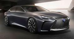 Next-Gen Lexus LS Variante zu Wasserstoff Hydrogen Lexus Lexus LS Reports