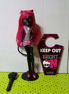 Monster High Catty Noir Catty Noir, Monster High, Fictional Characters