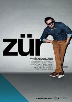 Kampagne «Ich bin Zürich» - Harun Dogan, Unternehmer, Künstler