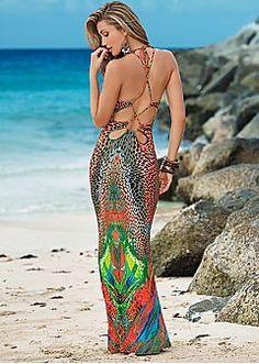 Maxi Dresses | Long & Maxi Dresses by VENUS