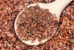 Foods Good for Constipation in Kids - Flaxseeds