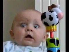 Lustige Baby Videos Zum Totlachen Compilation [Lustige Videos 2015] #6 - YouTube