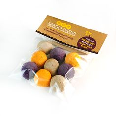Seed Bombs Cellopack 9