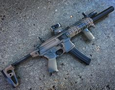 """Bryan R Hood on Instagram: """"Last time this MPX will have an 8"""" barrel. Octane 9…"""