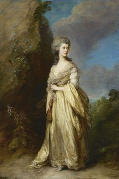 """""""These very nice people have taken immense trouble,"""" de Botton said. """"They've come to New York, they've come to the Frick. It's clear that we're in a place of great value: this Gainsborough is worth maybe twenty million dollars. And, yet, it's done nothing for any of these visitors, and spends ninety-eight per cent of its life ignored."""" Click the image to read more. #art #artnews #artblog #newyorker"""