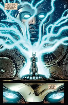 Thor Bifrost | The bifrost is destroyed andAsgard is no longer connected to the Nine ... Marvel Comics, Jay Marvel, Marvel Heroes, Asgard Marvel, Thor Characters, Diamond Comics, Black Comics, Batman Comic Art, The Mighty Thor