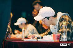 WINNER fanmeet in Myeongdong #Mino