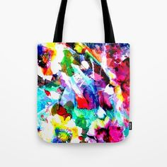My flowers Tote Bag by azima Summer Of Love, Yoga Meditation, My Flower, Namaste, Boho Fashion, Pop Art, Reusable Tote Bags, Age, Deco