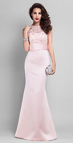 Gorgeous Gown in Light Pink