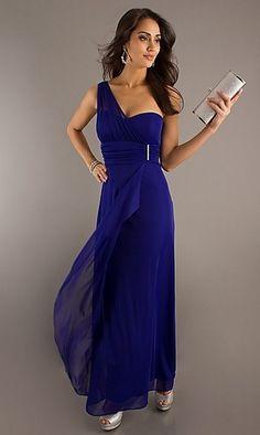 Another elegant gorgeous blue dress