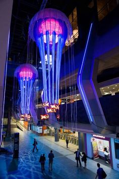 Vivid Sydney ~ Chatswood in 2015.A♥W