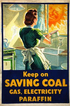 File:INF3-179 Fuel Economy Keep on saving coal... (housewife at kitchen sink) Artist Marc Stone.jpg