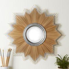 paintbrush mirror