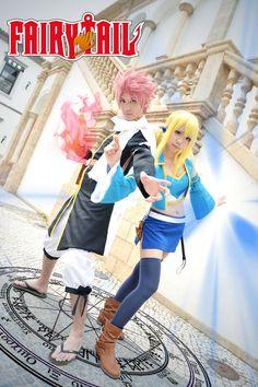 Fairy Tail - Natsu & Lucy