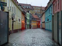 Bruchstraße, Braunschweig, Germany