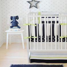 hudson street baby bedding