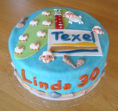 Linda 30 jaar krijgt een weekend Texel kado