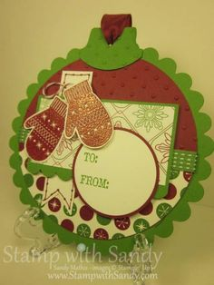 Chock Full of Cheer Tag by stampwithsandy - Cards and Paper Crafts at Splitcoaststampers
