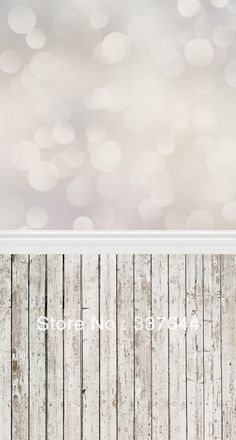 thin vinly Photography Backdrop bokeh Wood Floordrop Custom Photo Prop backdrop backgrounds 5ftX7ft D-078 $20.00