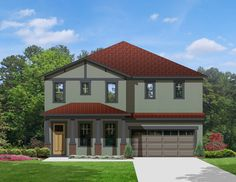 Two Exteriors to Choose From - 82096KA | Traditional, Narrow Lot, 1st Floor Master Suite, 2nd Floor Master Suite, CAD Available, Jack & Jill Bath, Loft, PDF | Architectural Designs