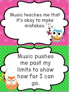 music classroom elementary bulletin board kit