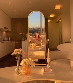 Oversized Mirror, Future House, My House, Ideas Para Photoshoot, Dream Rooms, Dream Bedroom, House Goals, Aesthetic Room Decor, My New Room
