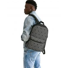 Designing our premium Backpacks is a meticulous process, as Artists have to lay out their artwork on each component.#backpack#bag#schoolbag#giftforhim